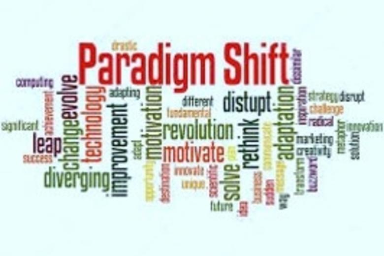 paradigm shift text