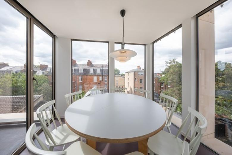 Top Floor West Wing Kitchen