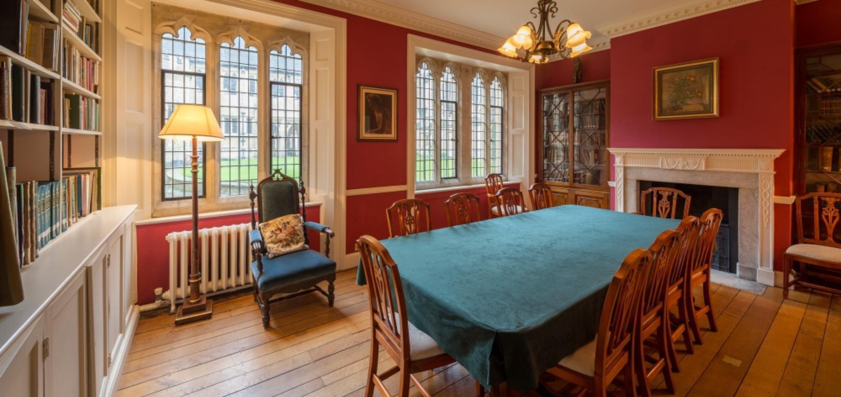 The van Heyningen Room