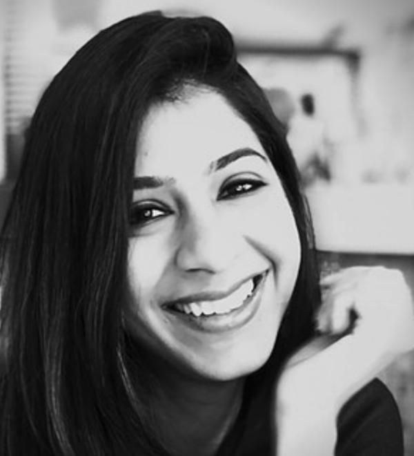 Sharinee Jagtiani Greyscale