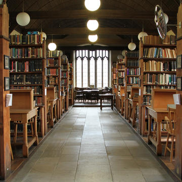 pusey library